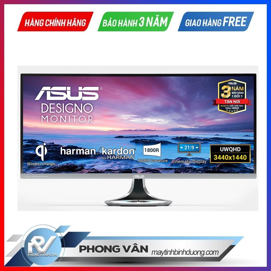 """Màn hình Gaming 34"""" ASUS MX34VQ, QHD 2K"""