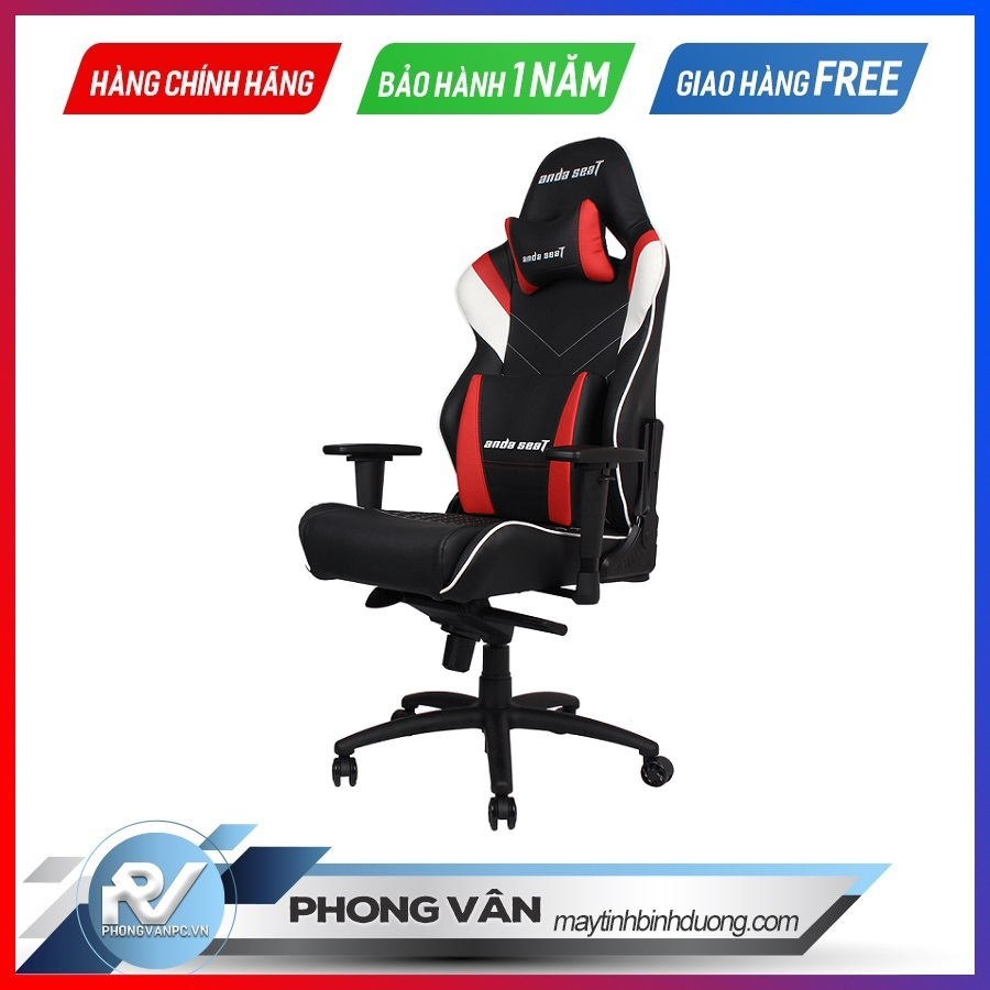Ghế Anda Seat Assassin King V2 – Full PVC Leather