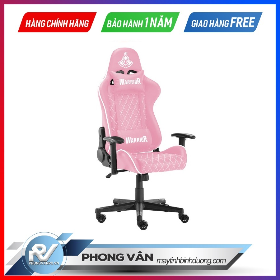 Ghế Warrior Raider Pink (WGC205)