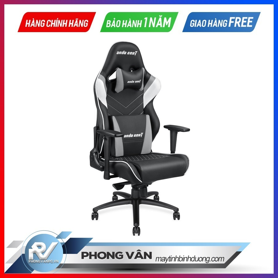 Ghế gamer Anda Seat Assassin King V2 – Full PVC Leather