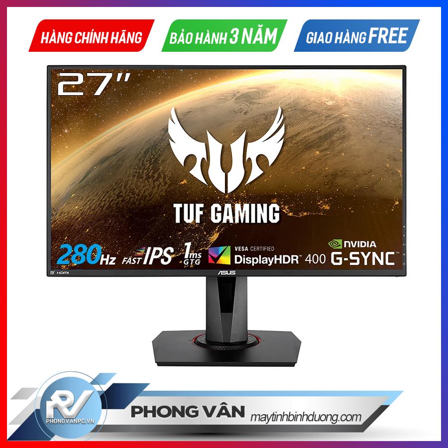 Màn hình Gaming 27″ ASUS TUF VG279QM