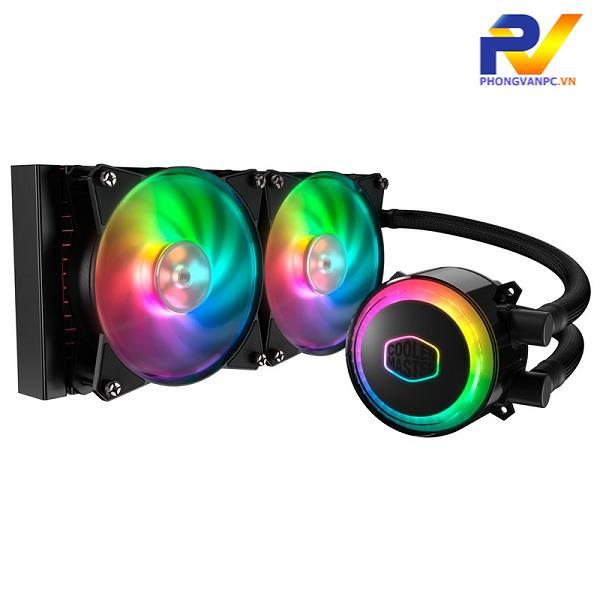 Tản Nhiệt Nước Cooler Master MasterLiquid ML240R RGB