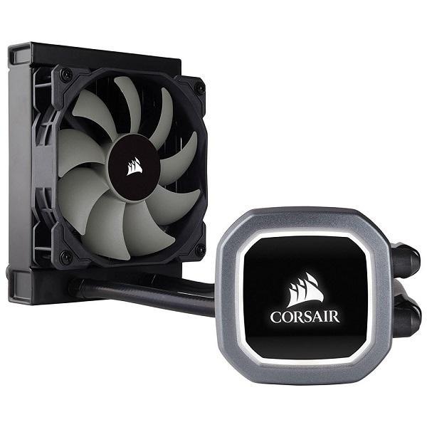 Tản nhiệt nước Corsair Hydro Cooler H60 Single led White
