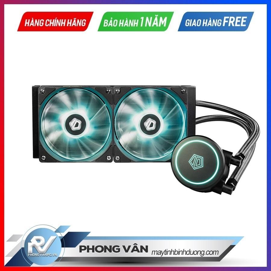 Tản nhiệt nước ID Cooling AuraFlow X240 RGB