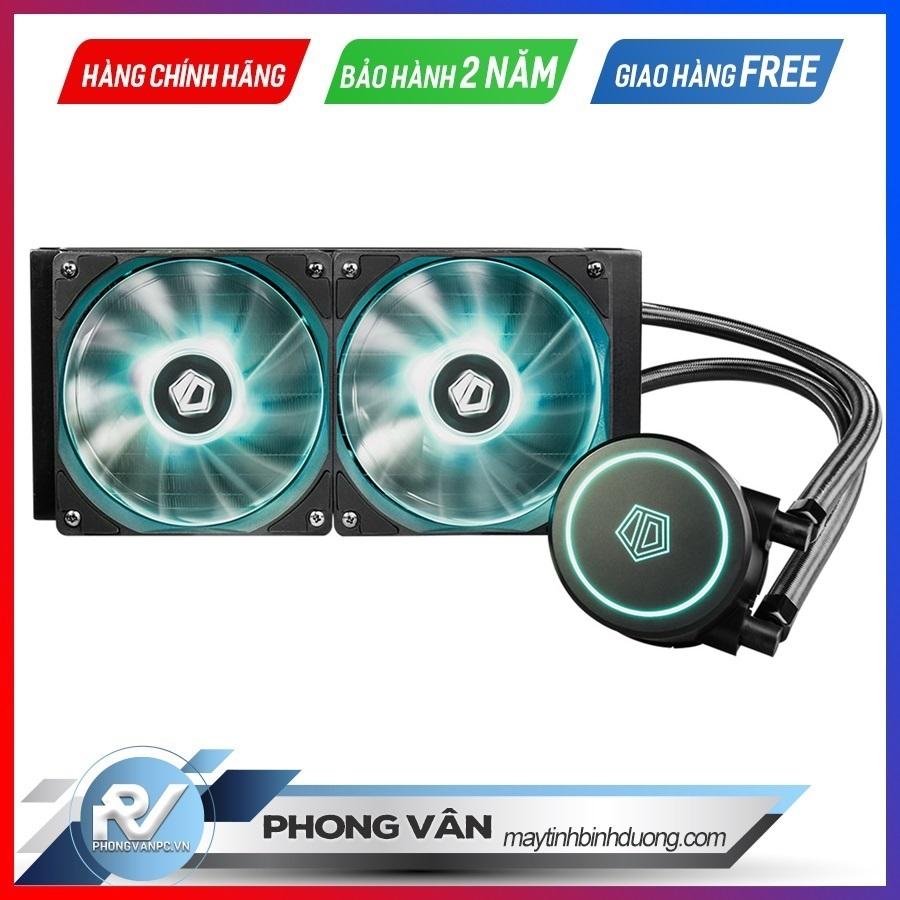 Tản nhiệt nước ID Cooling AuraFlow X240 RGB TGA