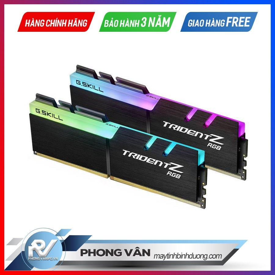 CHI TIẾT ĐÍNH KÈM G.Skill-TRIDENT-Z-RGB-32GB-16GBx2-DDR4-3000GHz