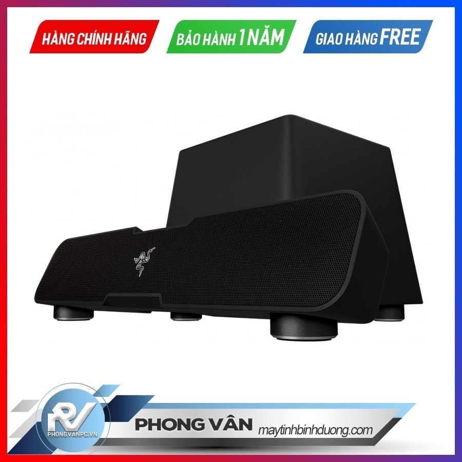 Loa Razer Leviathan 5.1 Channel Surround Sound Bar