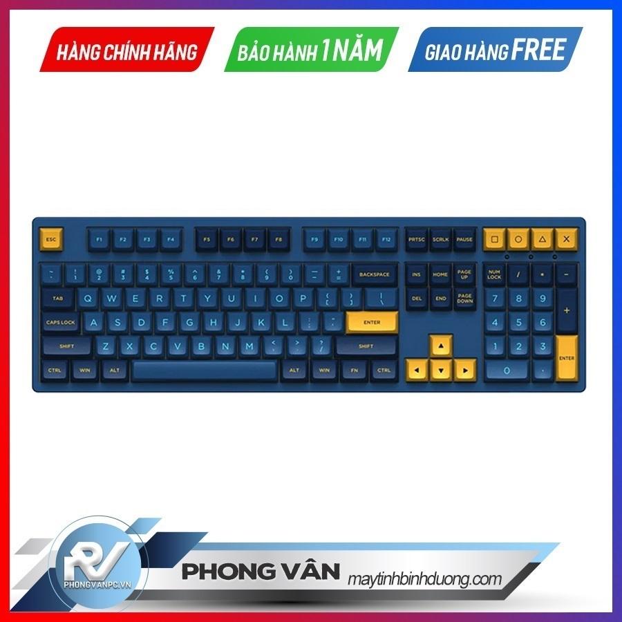 Bàn phím cơ AKKO 3108 v2 OSA – Macaw (Gateron switch)