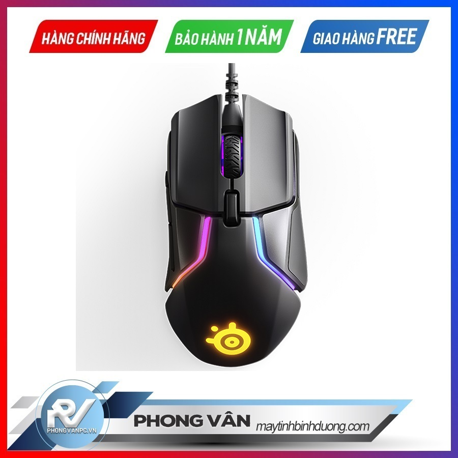 Chuột gaming SteelSeries Rival 600 (RGB)