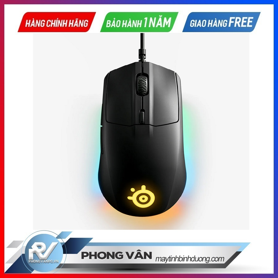 Chuột gaming Steelseries Rival 3