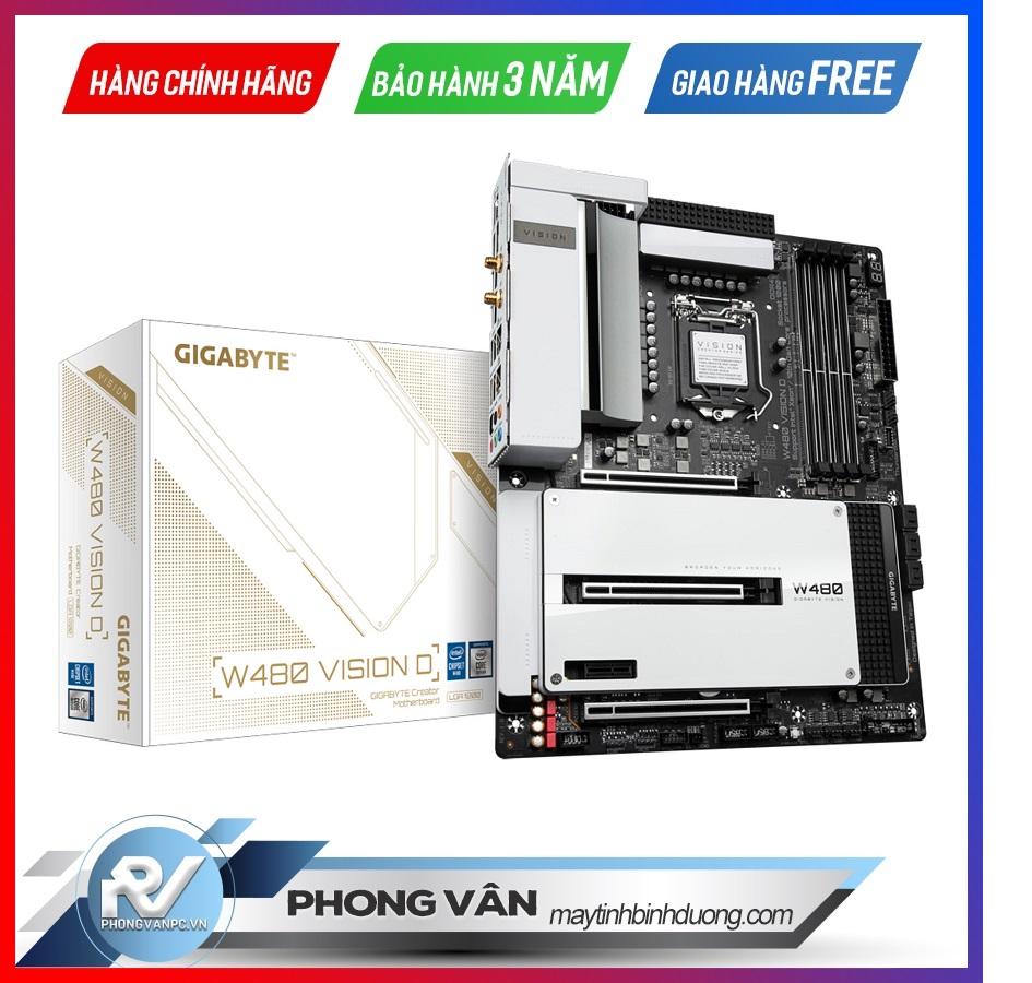 Mainboard GIGABYTE B550 VISION D (rev. 1.0)
