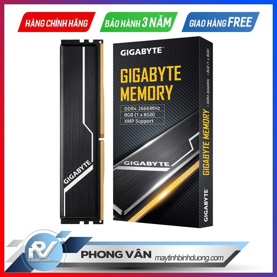 Ram GIGABYTE Memory 8GB (1x8GB) 2666MHz