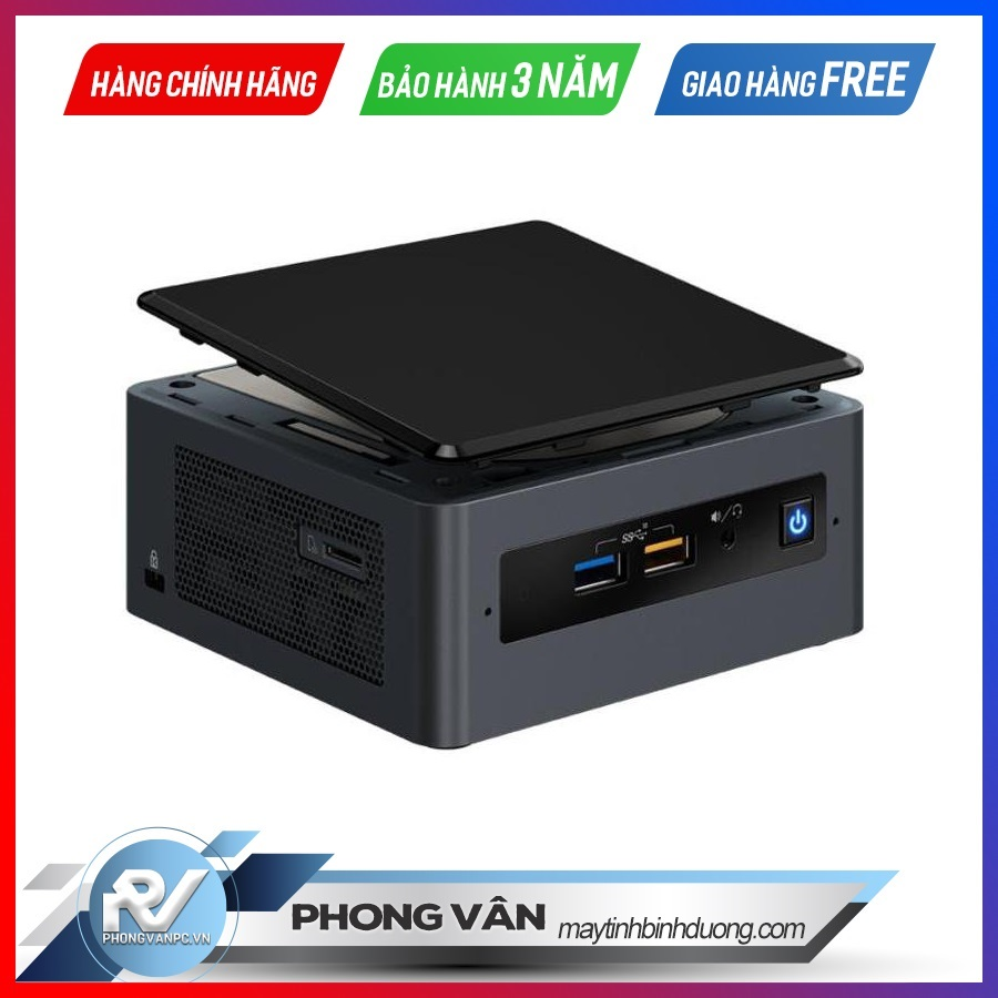 PC Mini Intel NUC Kit BOXNUC8i3BEH2