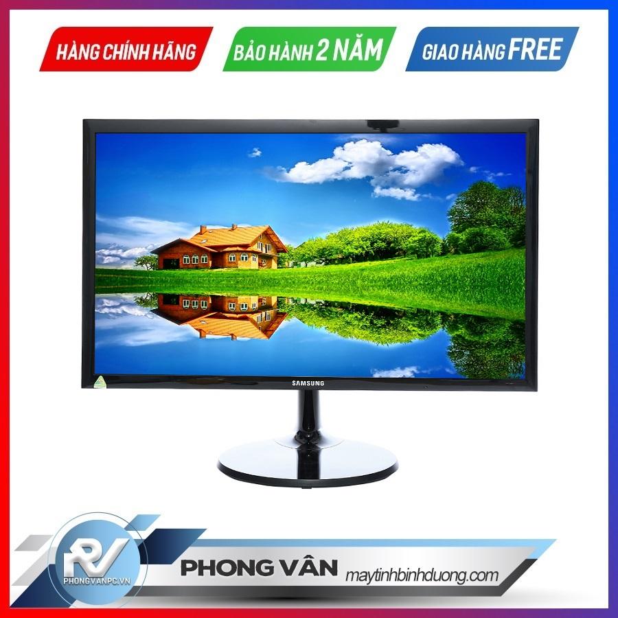 Màn hình Samsung LS22F350FHEXXV 21.5Inch LED (Mh phẳng , FHD , 60hz , 4ms)