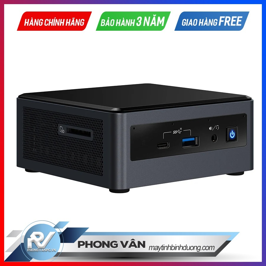 PC Mini INTEL NUC NUC10i3FNH