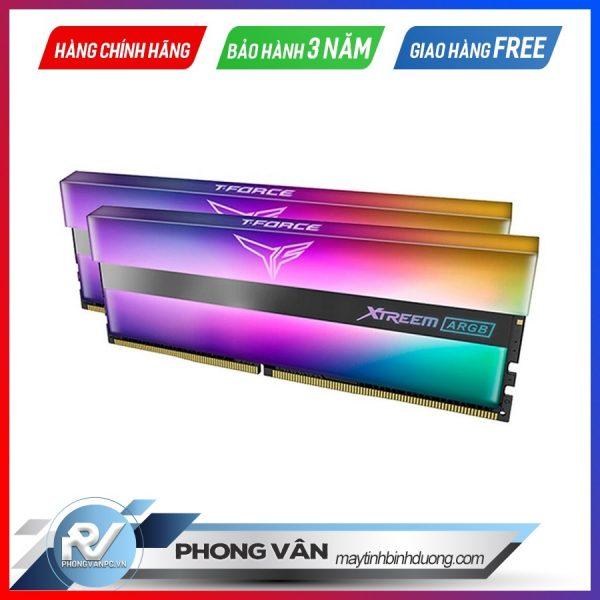 RAM TEAMGROUP T-FORCE XTREEM ARGB 16GB (2x8GB) DDR4 4000Mhz
