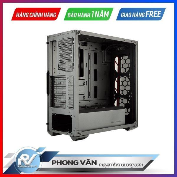 Vỏ Case Cooler Master MasterBox MB511 Black Trim (Mid Tower/Màu đen)