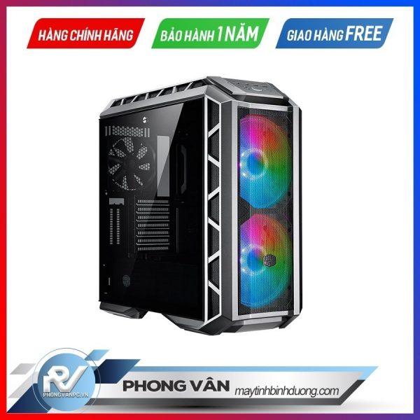 Vỏ Case Cooler Master MasterCase H500P TG Mesh ARGB (Mid Tower/Màu đen/Led ARGB/Mặt lưới)