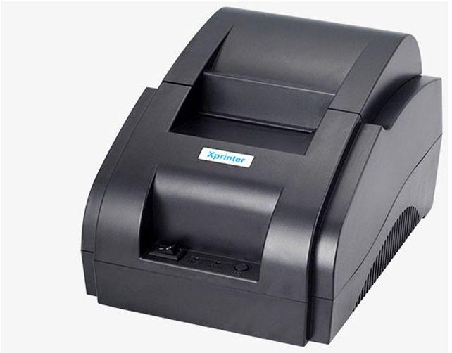 Máy in hóa đơn nhiệt Xprinter K58(K57)
