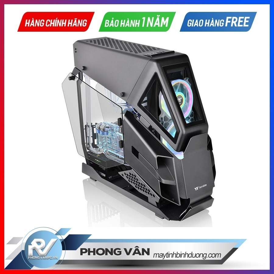 Vỏ Case Thermaltake AH T600 Full Tower Chassis