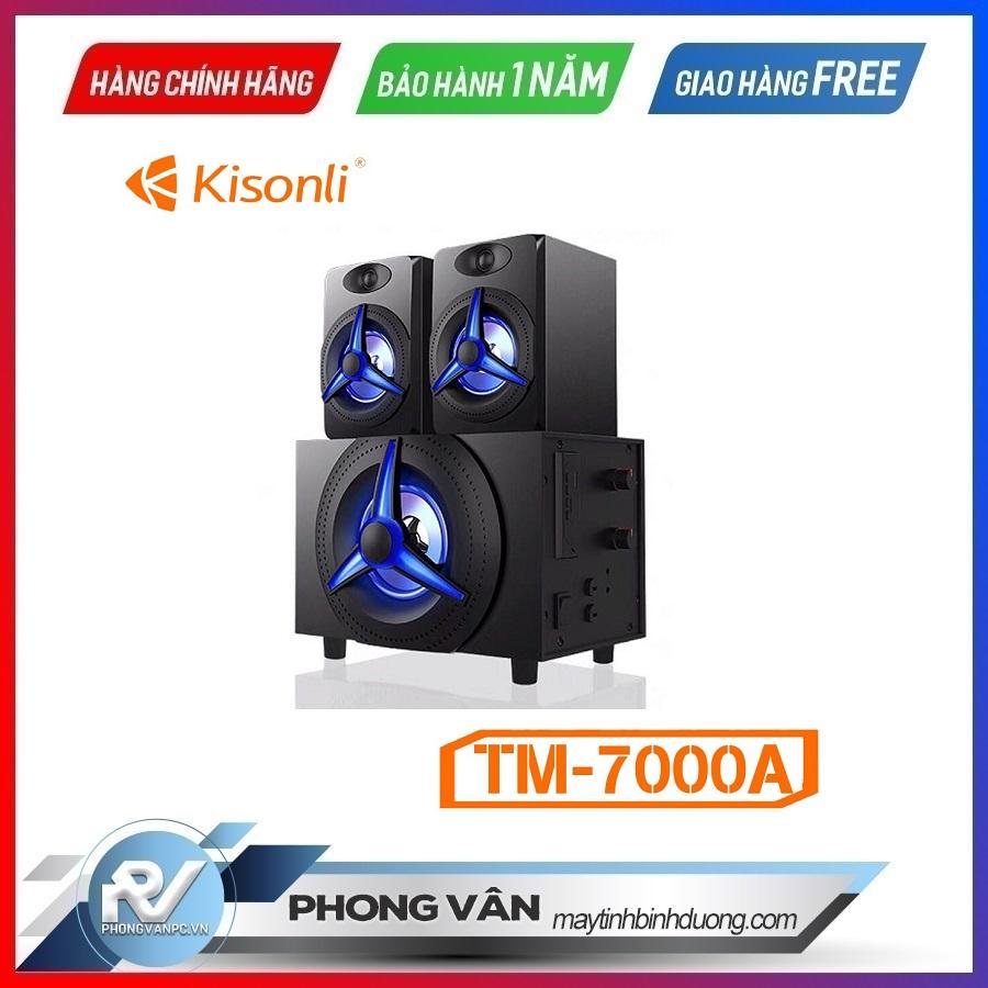 Loa 2.1 Kisonli TM-7000A