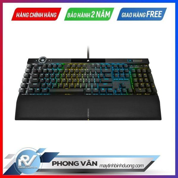 Bàn-phím-Corsair-K100-BLK-MX-SPEED-RGB