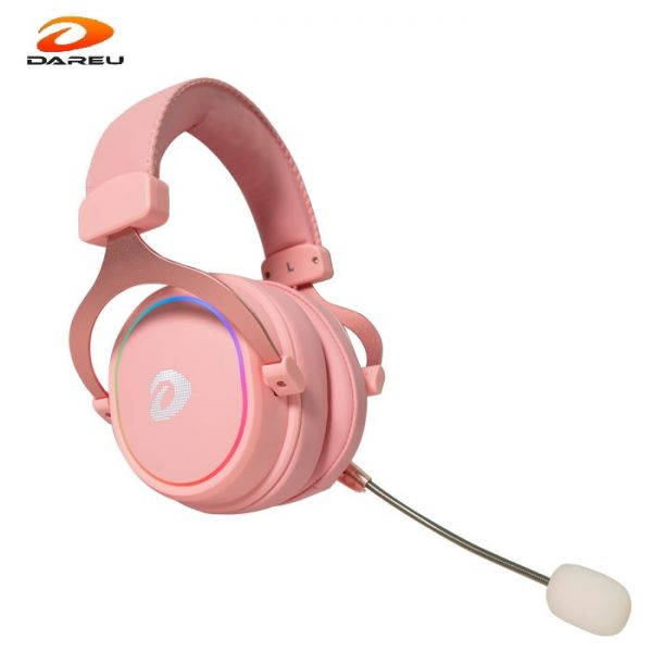Tai-nghe-DareU-EH925s-Queen-Pink