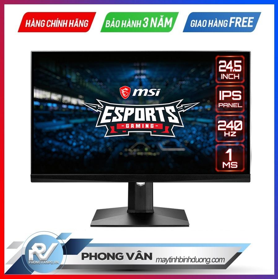 Màn hình MSI Optix MAG251RX