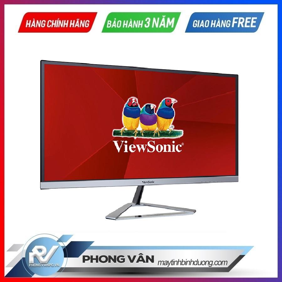 Màn hình Viewsonic VX2776-SH (27 inch/FHD/IPS/75Hz/4ms/DP+HDMI+VGA)