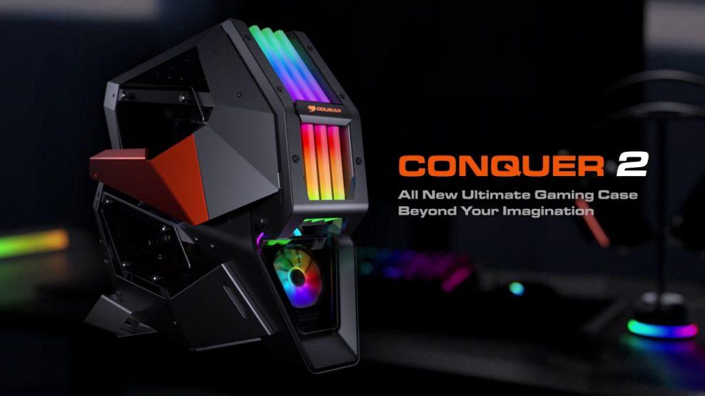 Vỏ Case Cougar Conquer 2 RGB