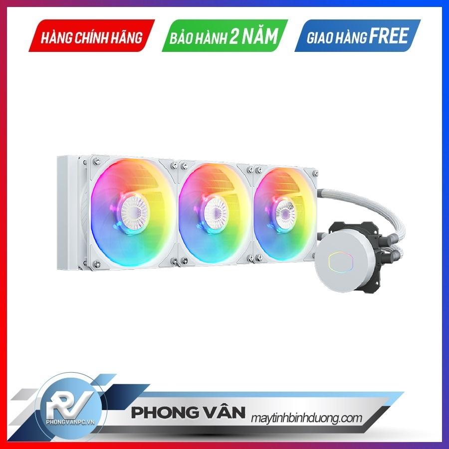 CPU Cooler Master MasterLiquid ML360L ARGB V2 White Edition