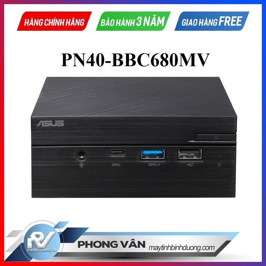 Máy tính Asus PN40 BBC680MV Mini PC