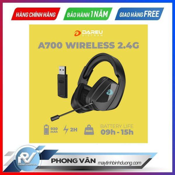 Tai nghe DareU A700 Wireless