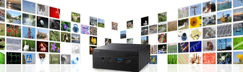 Máy tính Asus PN30 BBE016MC Mini PC 1