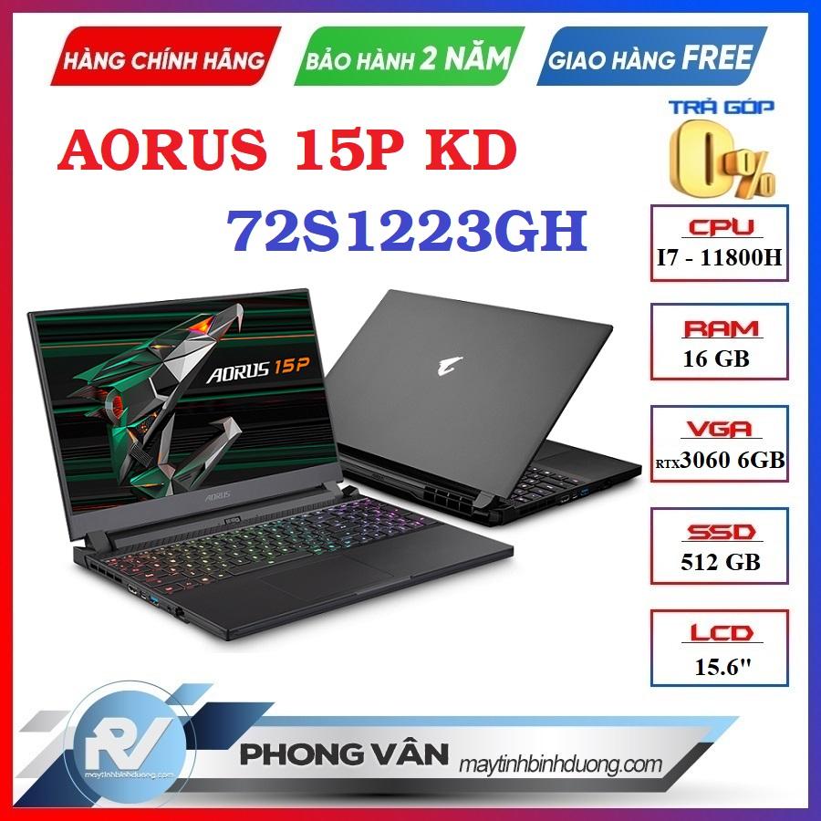 AORUS 15P KD-72S1223GH